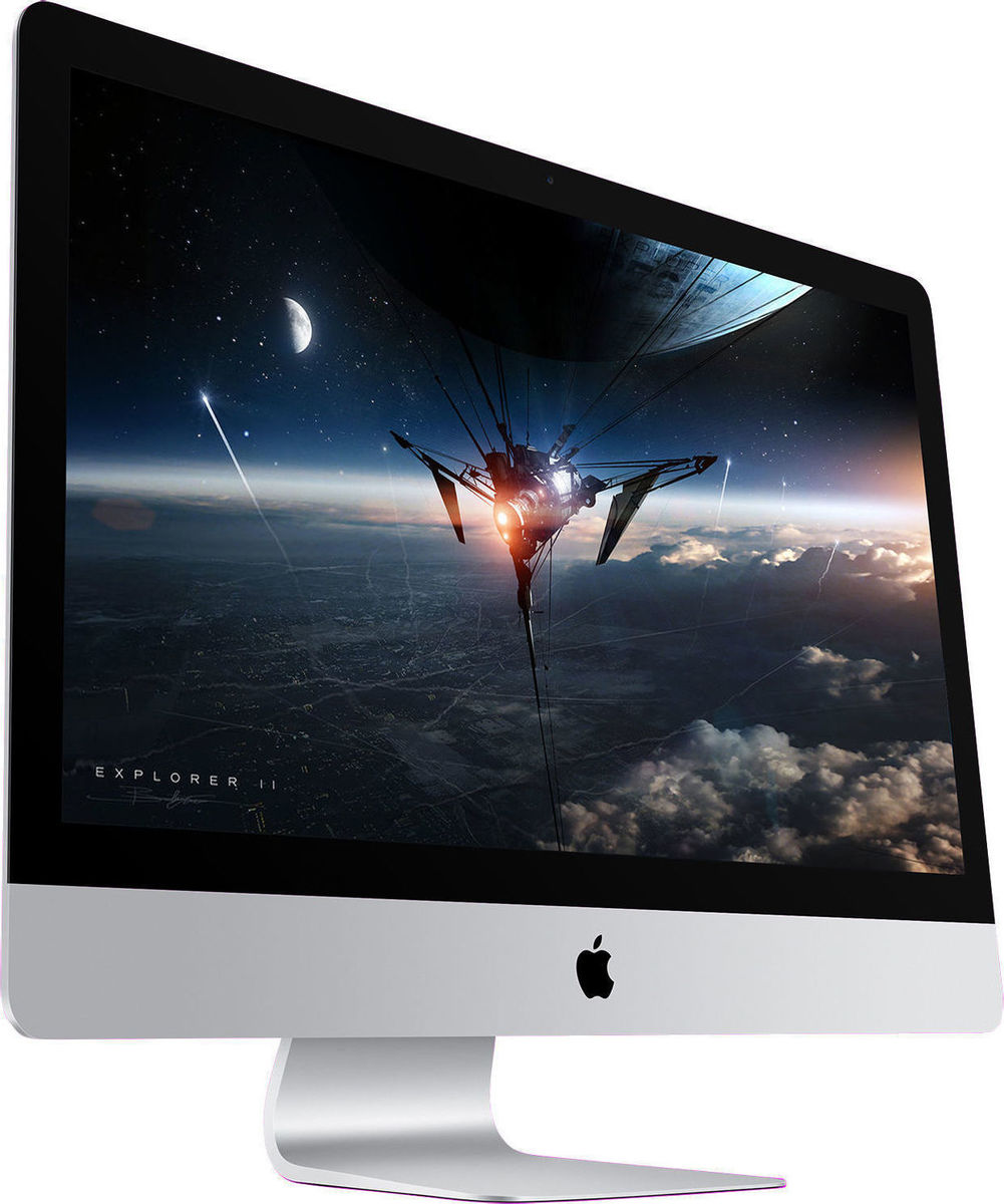 """Image result for Apple iMac (mne92) Mid 2017 27"""" With Retina 5K Display 3.40GHz Intel Core i5 Quad-Core 8GB of DDR4 RAM 1TB Fusion"""
