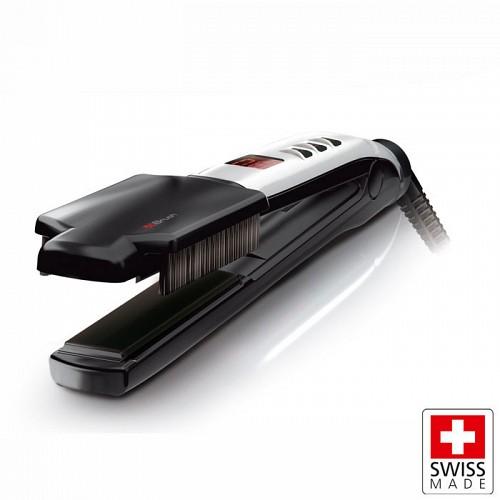 Ισιωτικά   Τοστιέρες Μαλλιών- Remington Ισιωτικό Μαλλιών S5525 PRO-Ceramic  Extra - www.guaranty.gr e4d5fcf8908